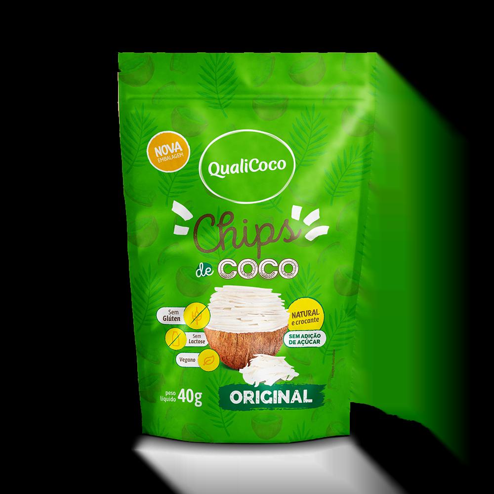 Chips de Coco Original