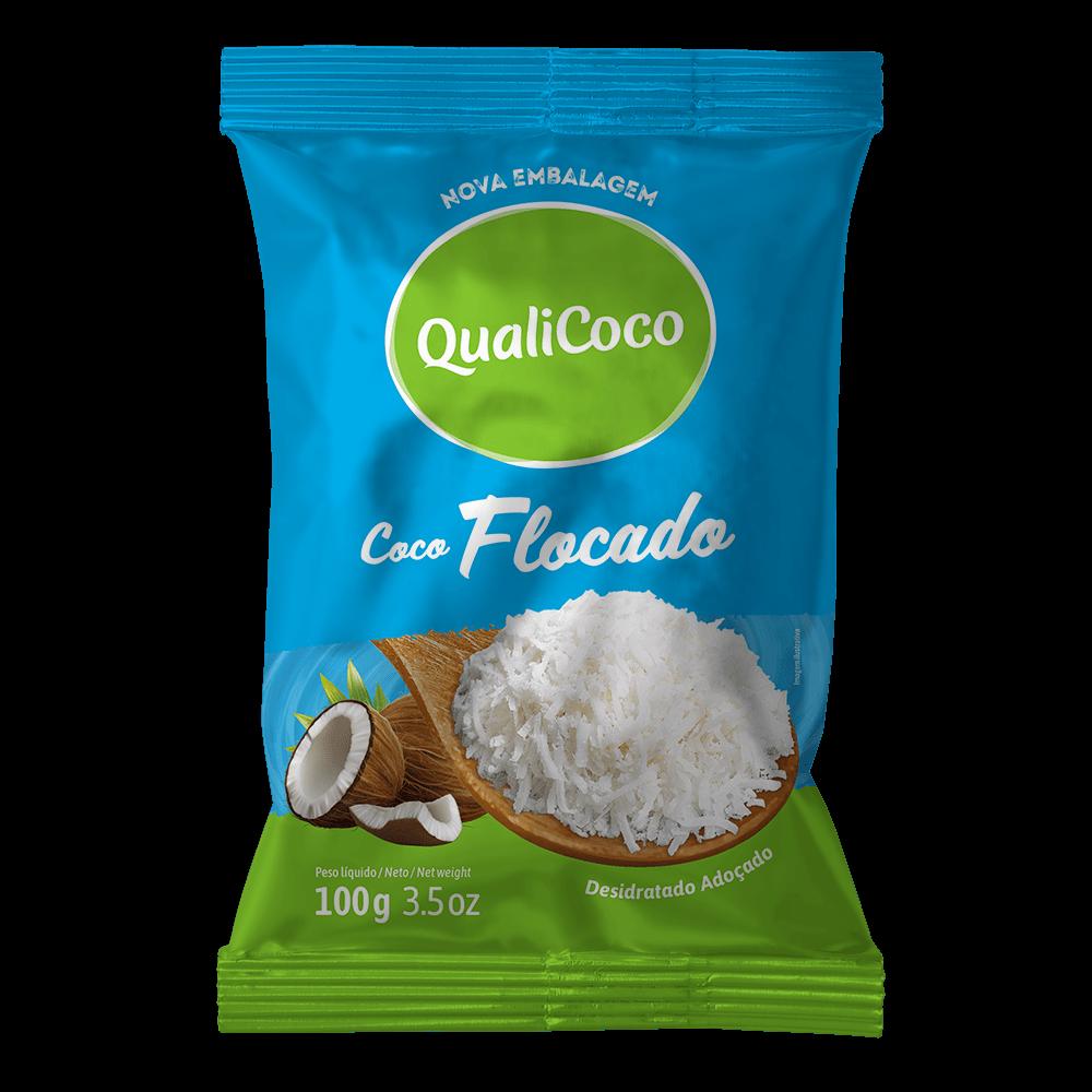 Coco Ralado Flocado