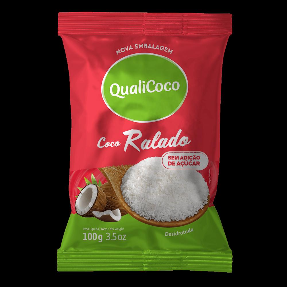 Coco Ralado Sem Açúcar