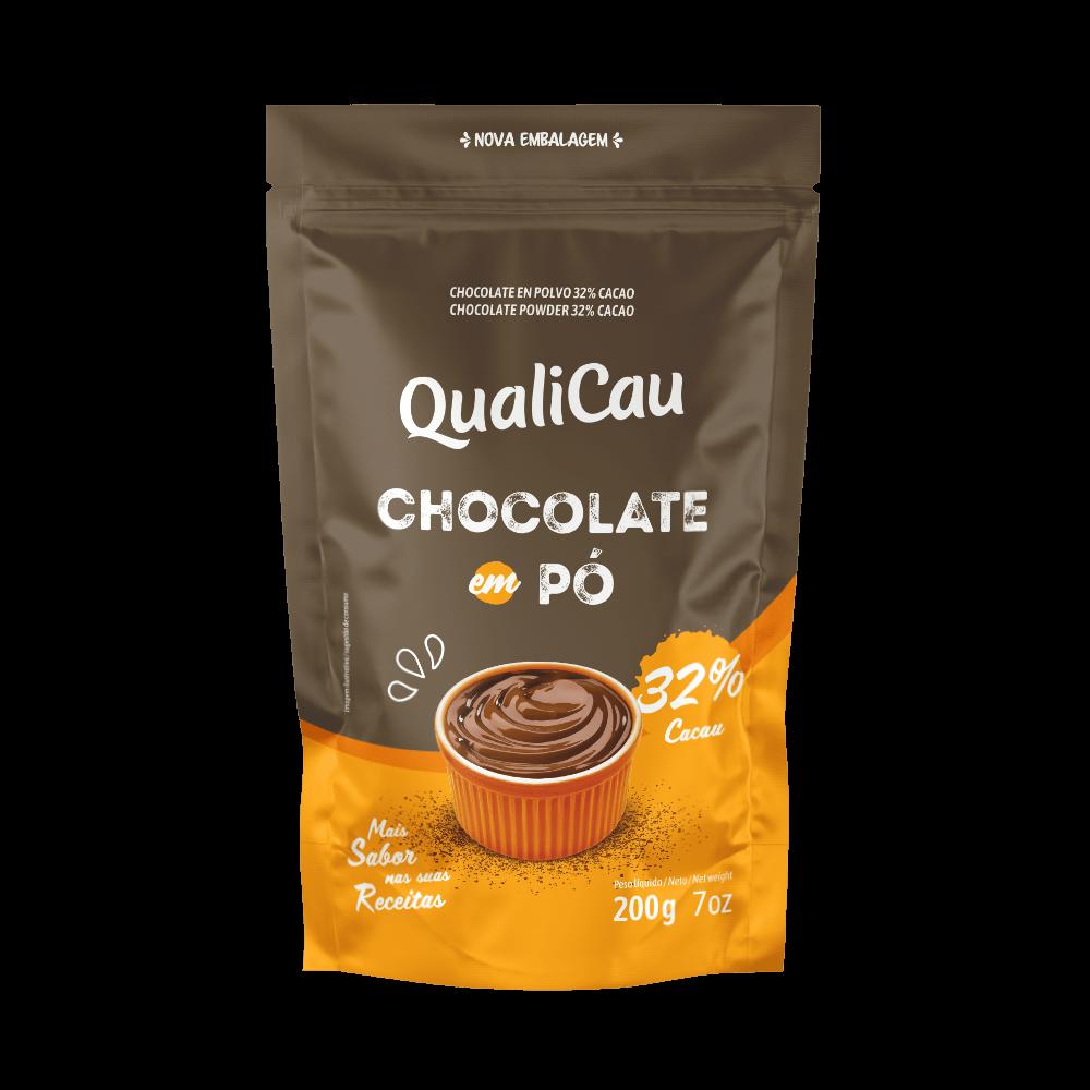 Chocolate em Pó 32% Cacau