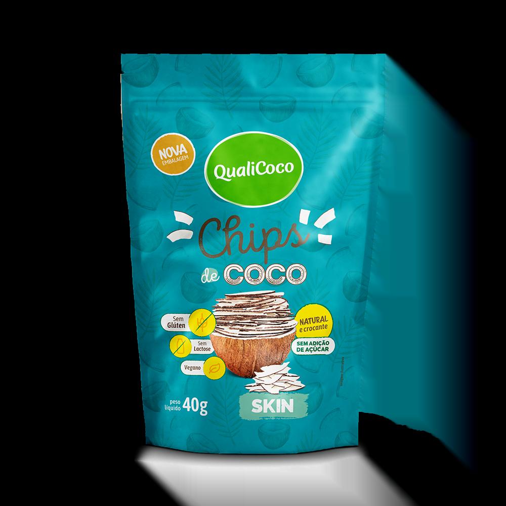 Chips de Coco Skin