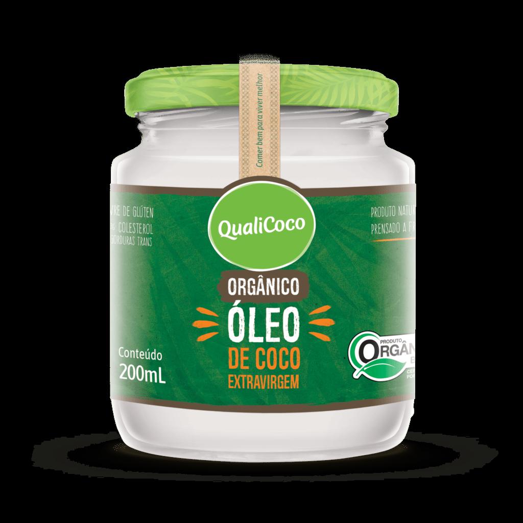 Óleo de Coco Extravirgem Orgânico
