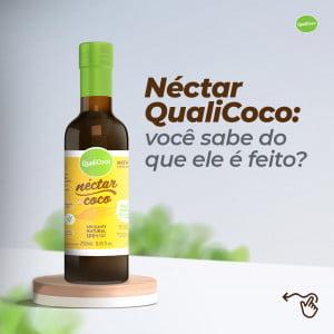 Ei, você aí! Já conhece o nosso Néctar de Coco e sabe pra que ele serve?